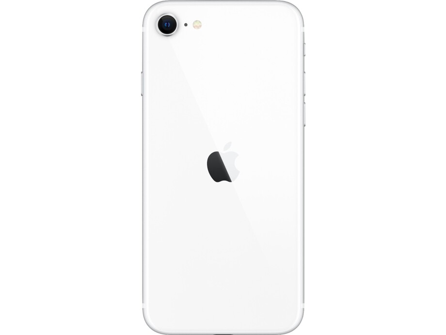 iPhone SE 256GB White 1