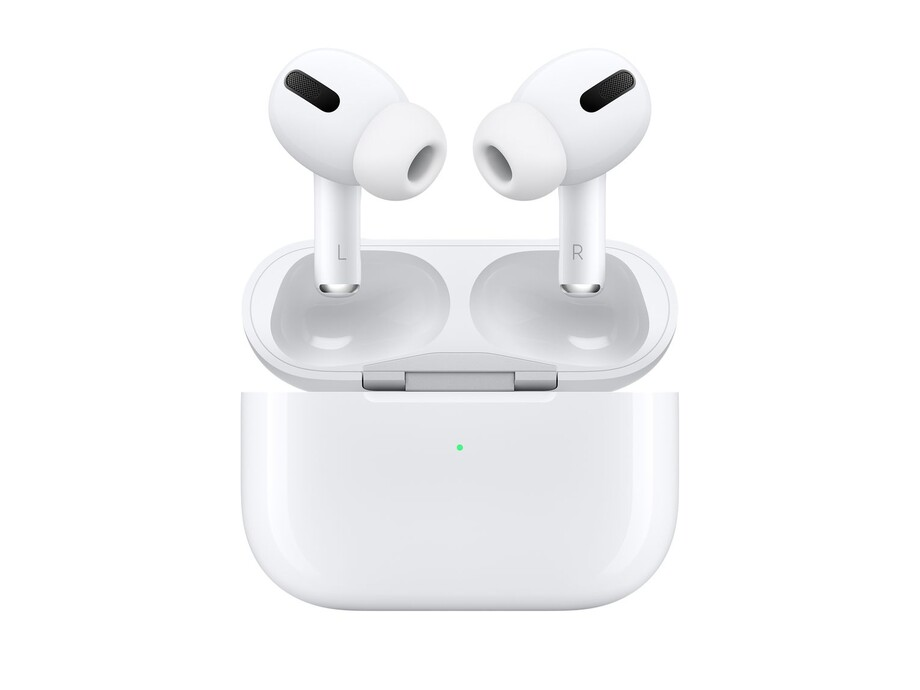 Austiņas Apple AirPods Pro with Wireless Charging Case 1