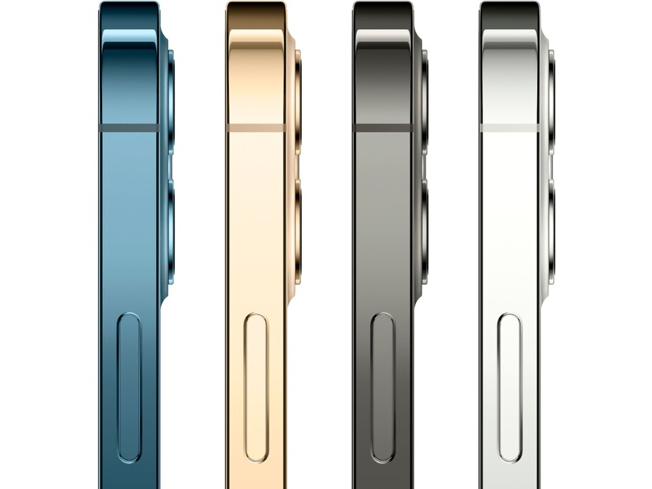 Apple iPhone 12 Pro 256GB Silver. 4
