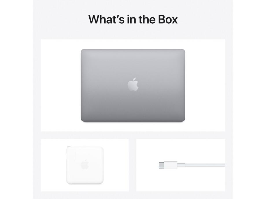 """MacBook Pro 13.3"""" Apple M1 8C CPU, 8C GPU/8GB/256GB SSD/Silver/INT 2020 5"""