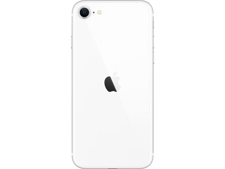 iPhone SE 128GB White 3
