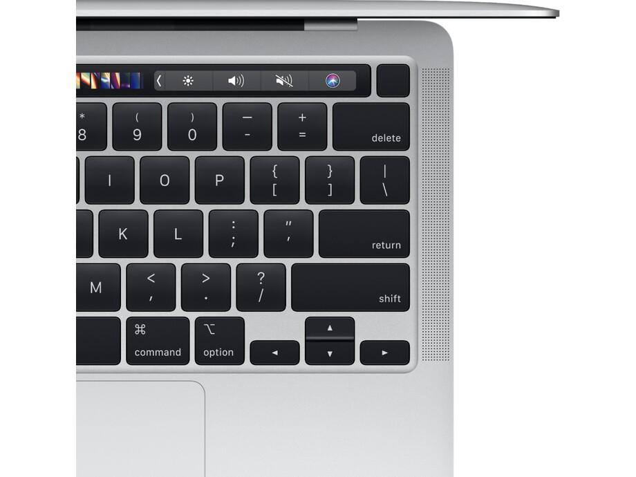 "MacBook Pro 13.3"" Retina with Touch Bar QC i5 2.0GHz/16GB/1TB/Intel Iris Plus/Silver/RUS 2020 1"