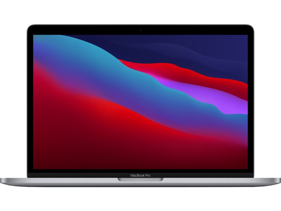 """MacBook Pro 13.3"""" Apple M1 8C CPU, 8C GPU/8GB/256GB SSD/Silver/RUS 2020 0"""