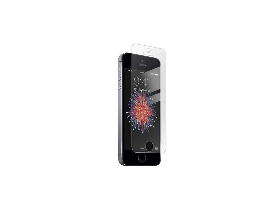 eSTUFF TitanShield Apple iPhone 5/5C/5S/SE Clear (Pro) 0