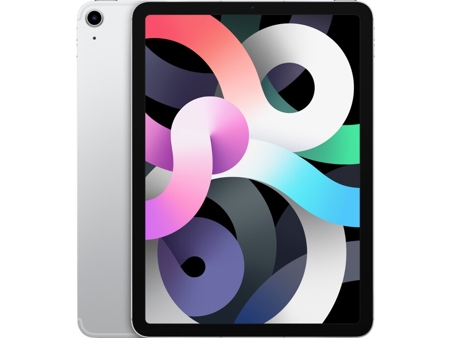 iPad Air 10.9 Wi-Fi Cell 256GB Silver 4th Gen 2020 0