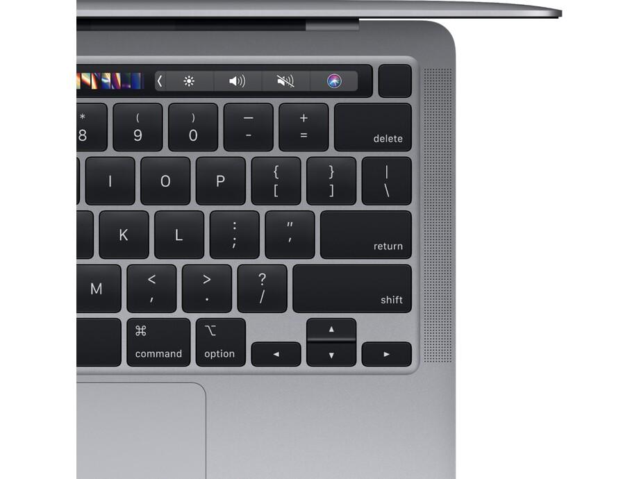 "MacBook Pro 13.3"" Retina with Touch Bar QC i5 2.0GHz/16GB/512GB/Intel Iris Plus/Silver/RUS 2020 4"