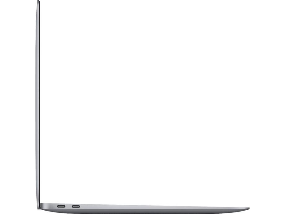 """Īpašas konfigurācijas MacBook Air 13"""" Apple M1 8C CPU, 7C GPU/16GB/256GB SSD/Space Grey/RUS 2020 4"""