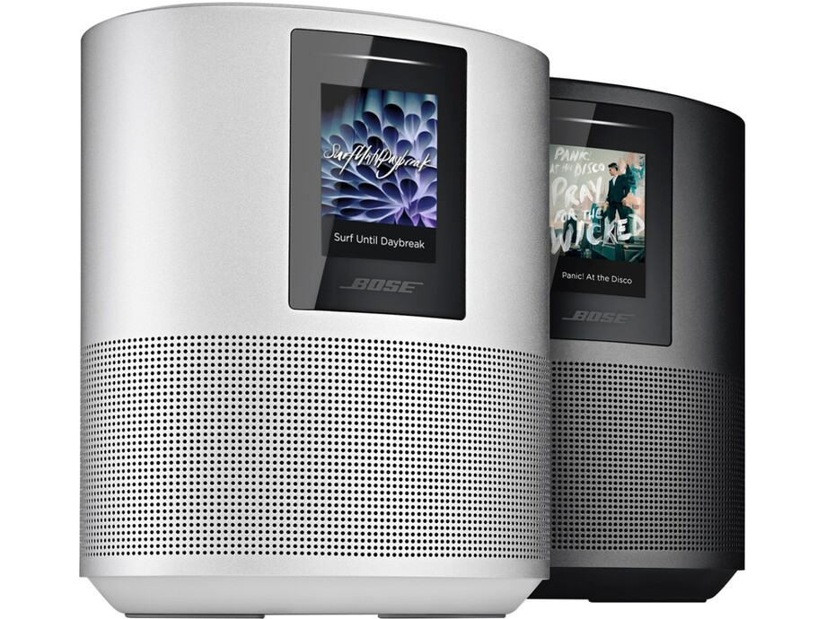 Bose Home Speaker 500, Sudraba 4