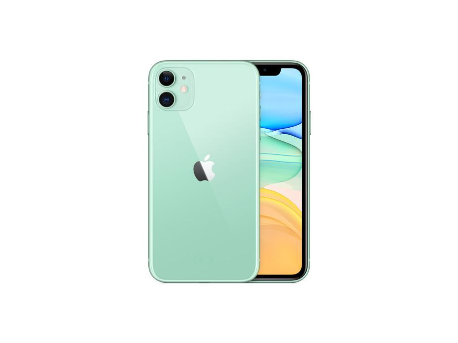 Apple iPhone 11 128GB Green (zaļš) 1
