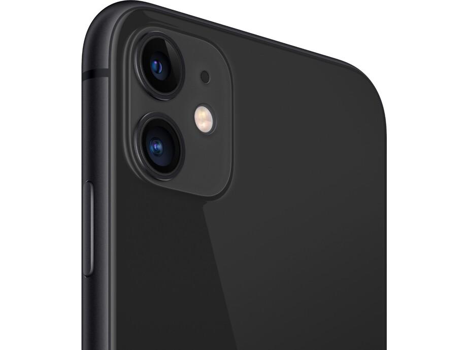 Apple iPhone 11 128GB Black (melns) 2