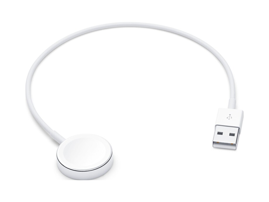 Apple Watch Magnetic Charging Cable (0.3m) NEW 0