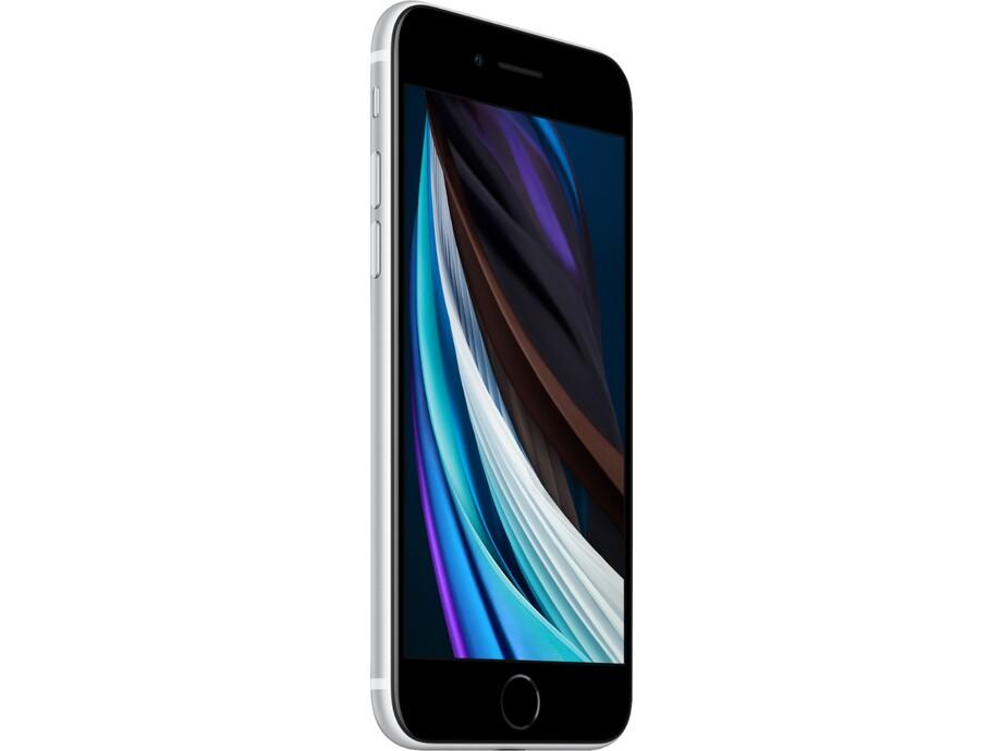 iPhone SE 128GB White 0