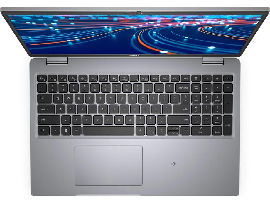 "Portatīvais dators Dell Latitude 5520/15.6"" FHD/i5-1135G7/8GB/256GB SSD/Intel Iris Xe/Smart Card Reader/TB/Windows 10 Pro/ENG/3Yr 4"