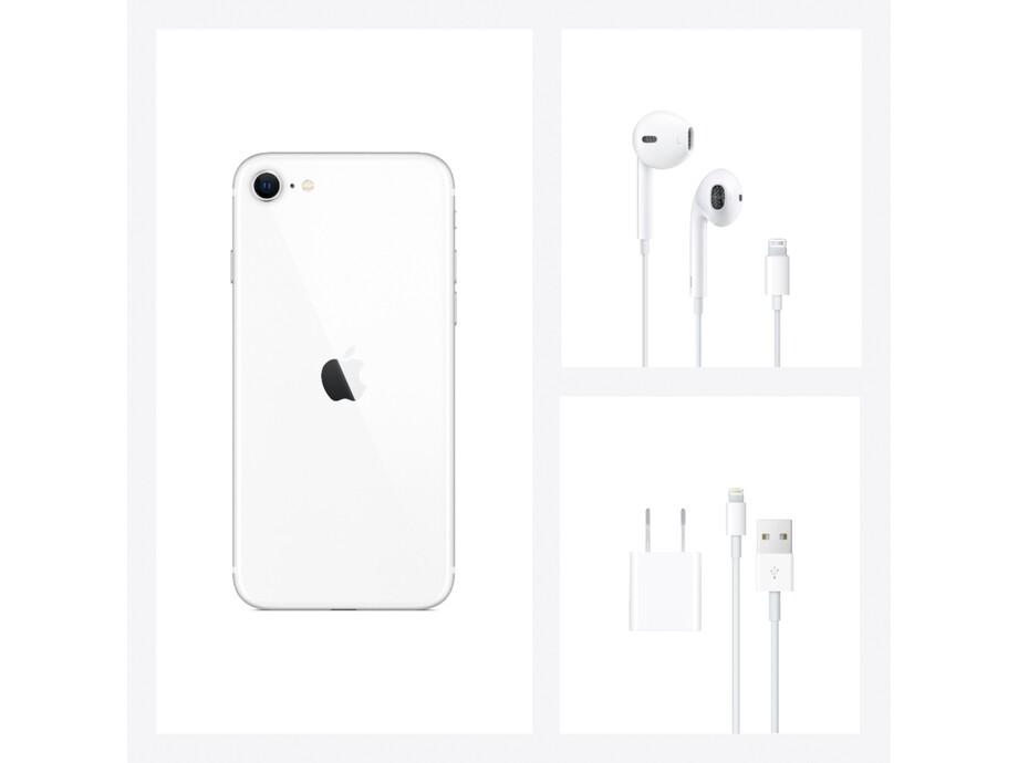 iPhone SE 64GB White 4