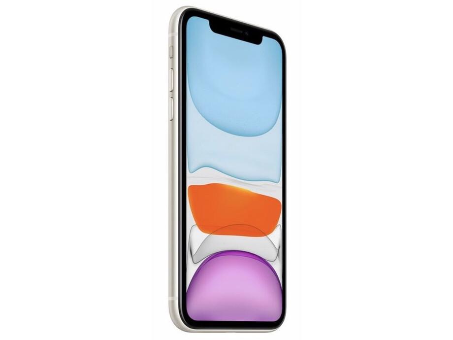 Apple iPhone 11 128GB White (balts) 1
