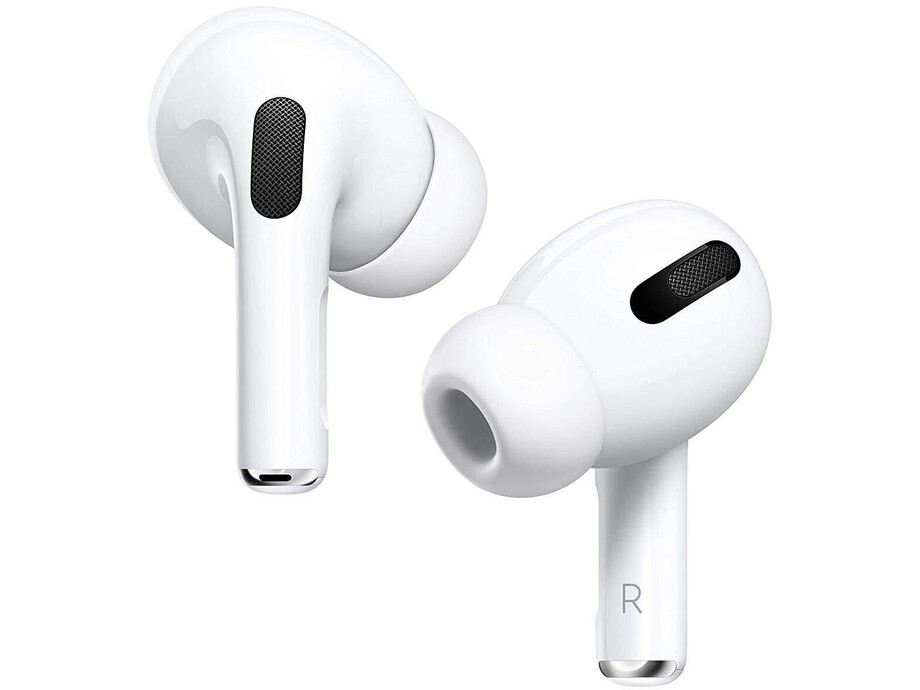 Austiņas Apple AirPods Pro with Wireless Charging Case 0