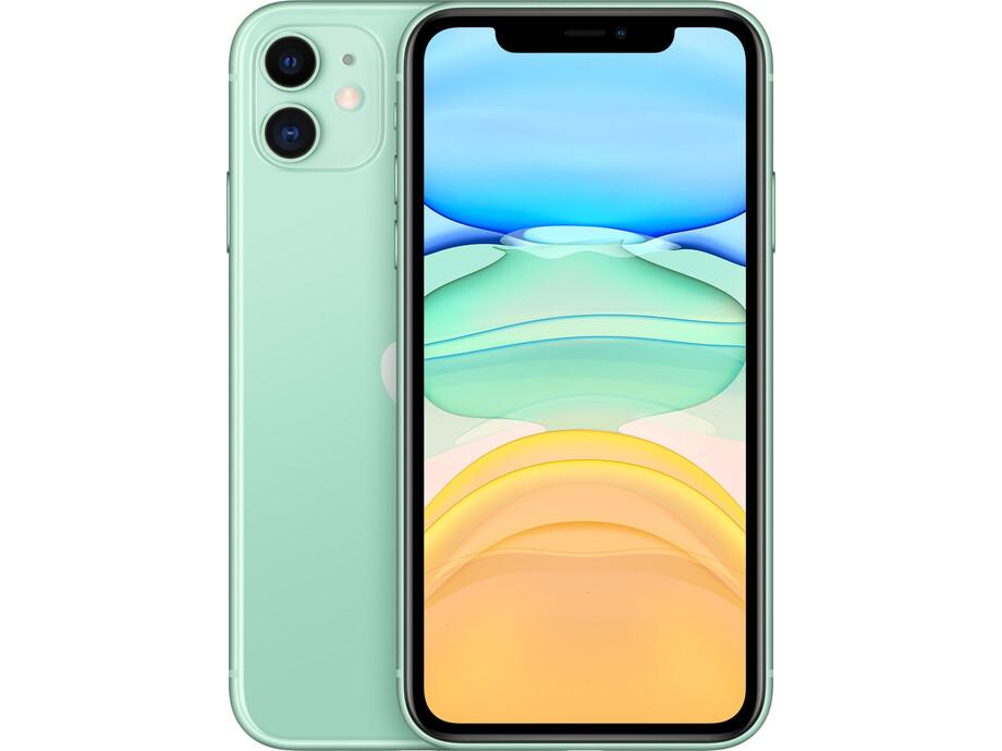 Apple iPhone 11 128GB Green (zaļš) 0