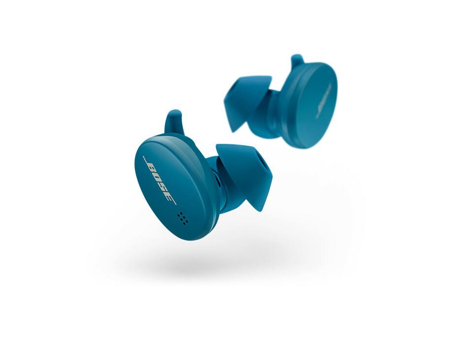 Austņas Bose Sport Earbuds Baltic Blue, Baltijas zilas 1