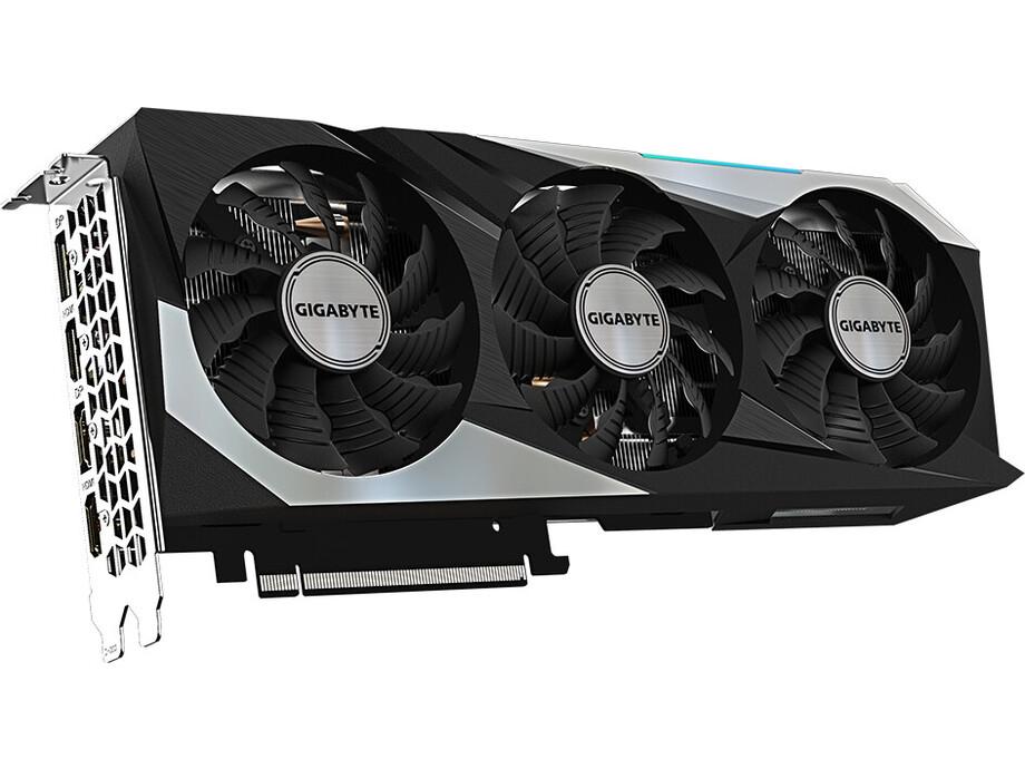 Videokarte Gigabyte GeForce RTX™ 3070 GAMING OC 8G 4