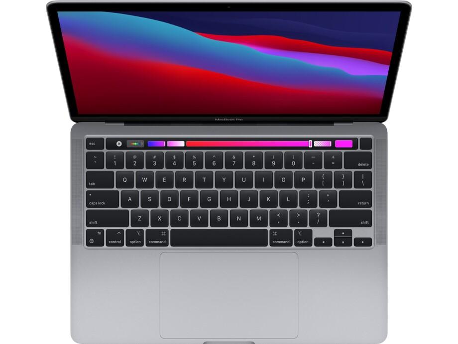 """MacBook Pro 13.3"""" Apple M1 8C CPU, 8C GPU/8GB/256GB SSD/Silver/RUS 2020 1"""