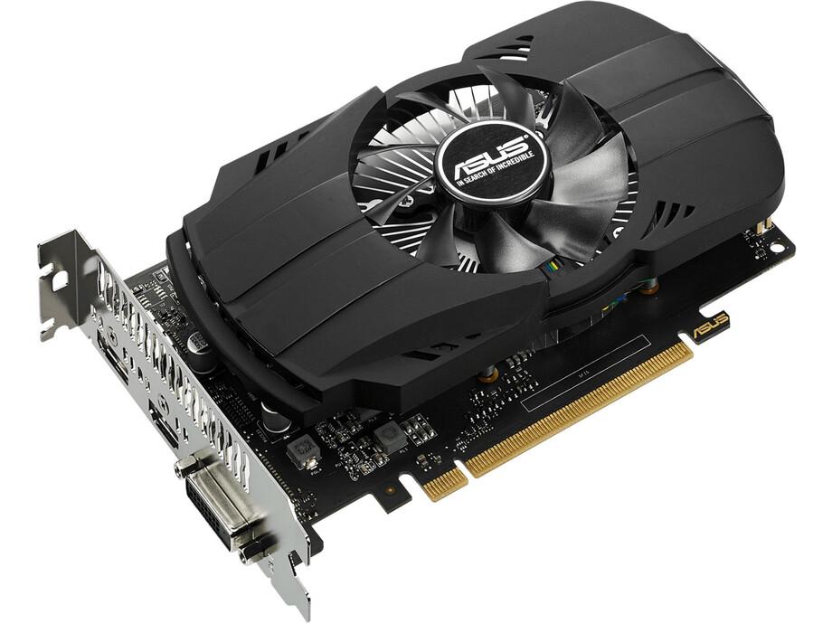 Video karte ASUS Phoenix GeForce® GTX 1050 Ti 4GB GDDR5 3