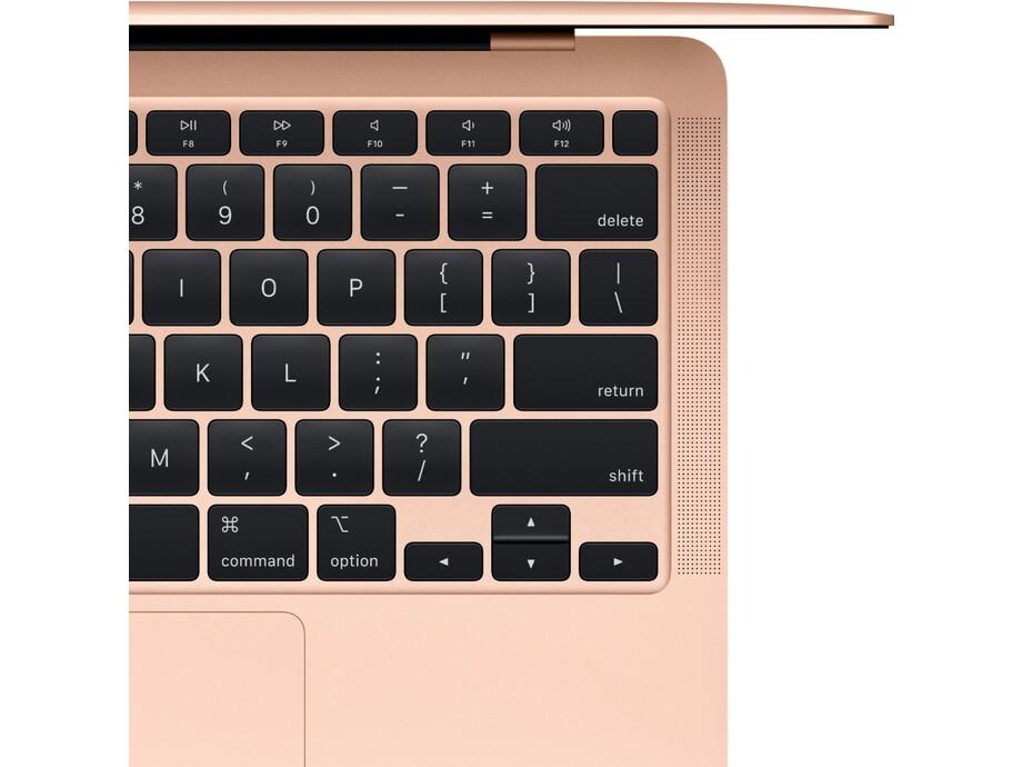 """MacBook Air 13"""" Apple M1 8C CPU, 7C GPU/8GB/256GB SSD/Gold/INT 2020. 1"""