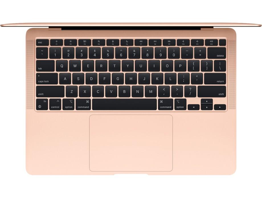 """MacBook Air 13"""" Apple M1 8C CPU, 7C GPU/8GB/256GB SSD/Gold/INT 2020. 2"""