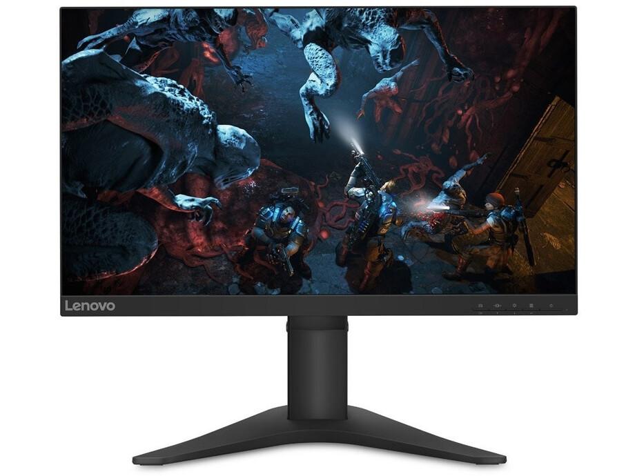"Monitors lenovo G25-10 24,5"" FHD 400 1ms HDMI DP 3Y 0"