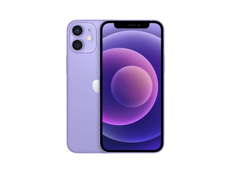 Apple iPhone 12 mini 64GB Purple 2