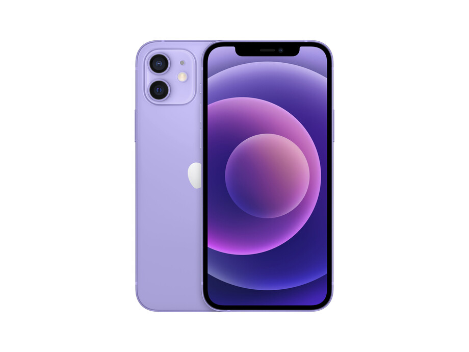 Apple iPhone 12 256GB Purple 1