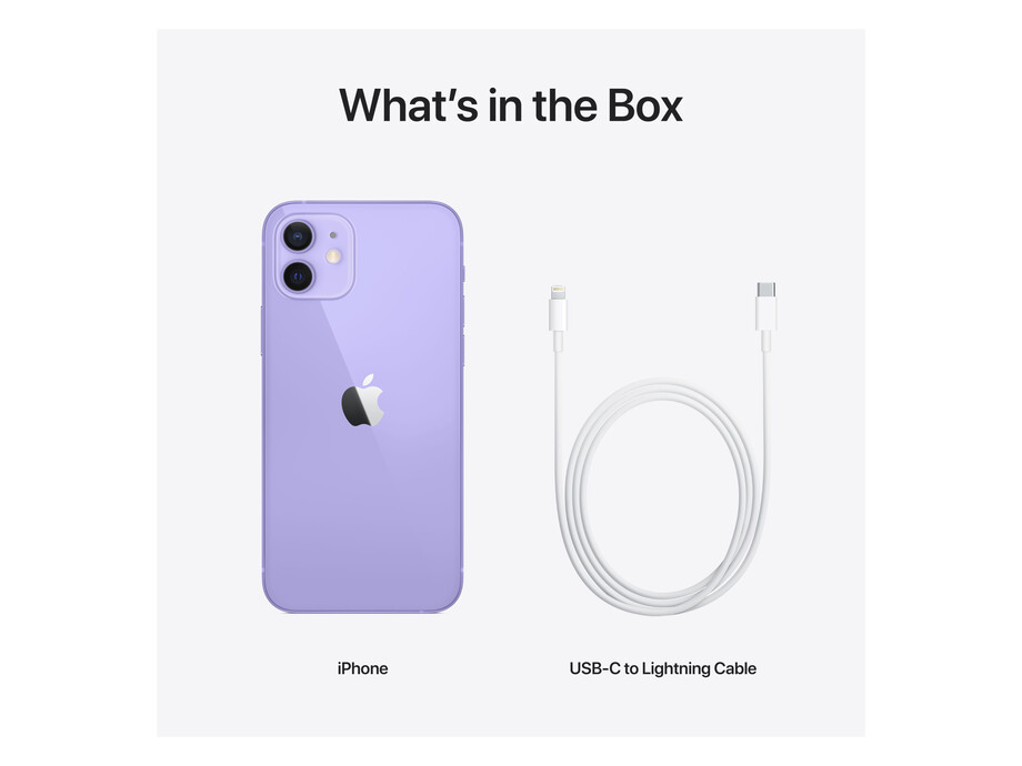 Apple iPhone 12 128GB Purple 3