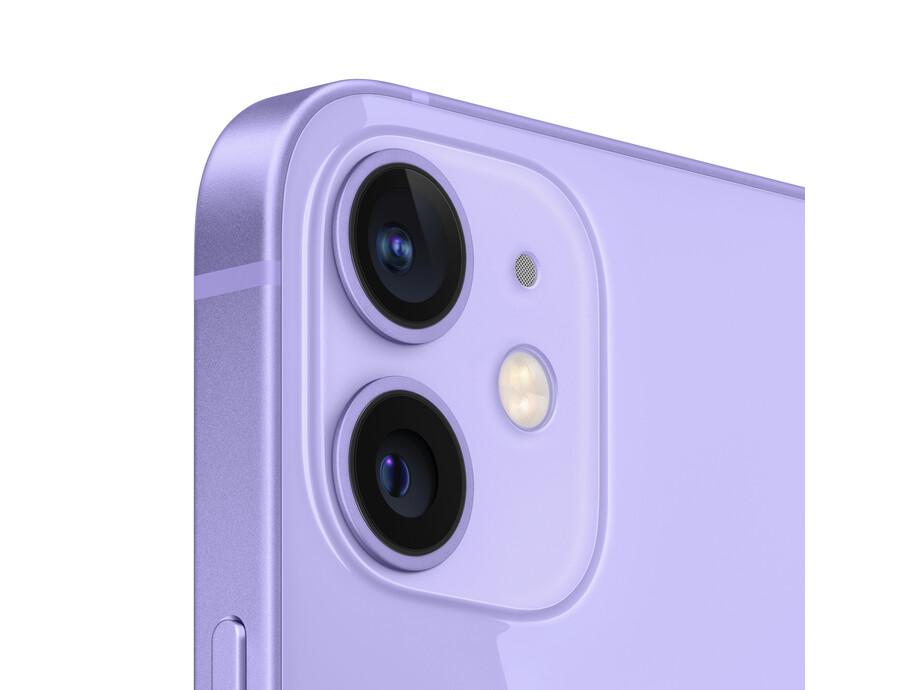 Apple iPhone 12 mini 64GB Purple 3