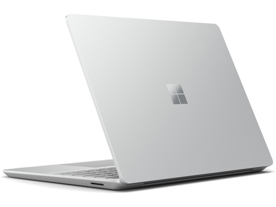 "Portatīvais dators Microsoft Surface Laptop Go 12"" i5-1035G1/8GB/128GB W10P INT Platinum 2"