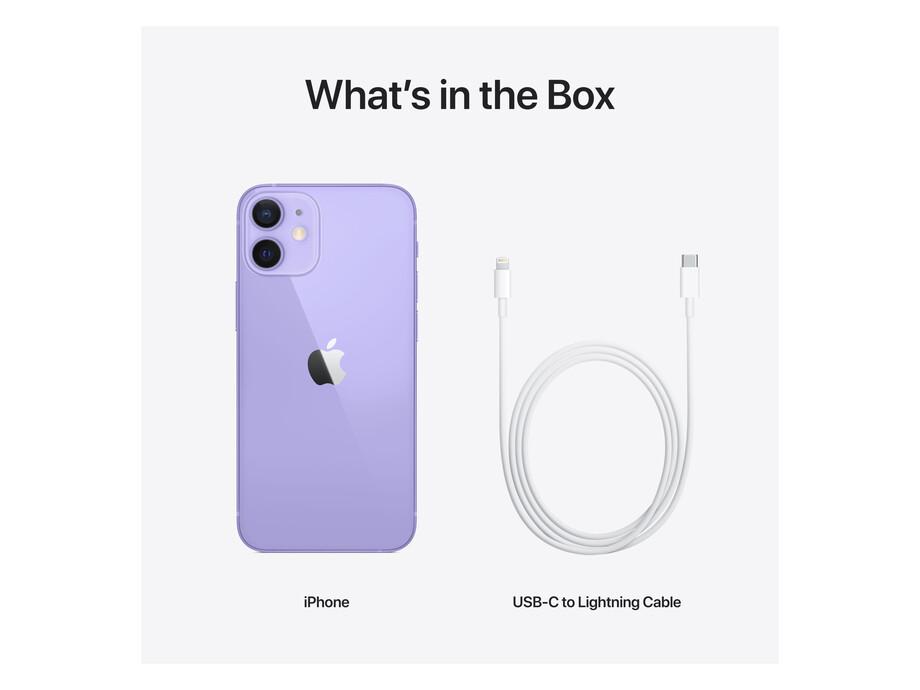 Apple iPhone 12 mini 128GB Purple 4