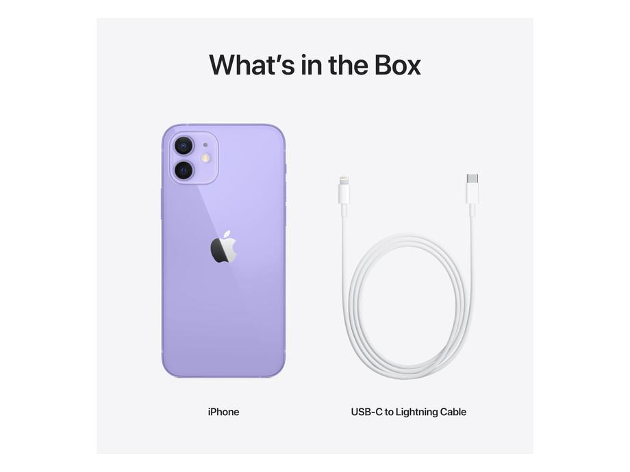 Apple iPhone 12 64GB Purple 3