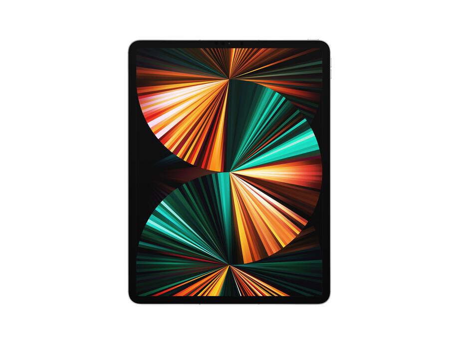 "iPad Pro 12.9"" Wi-Fi + Cellular 256GB - Silver 5th Gen 2021 1"
