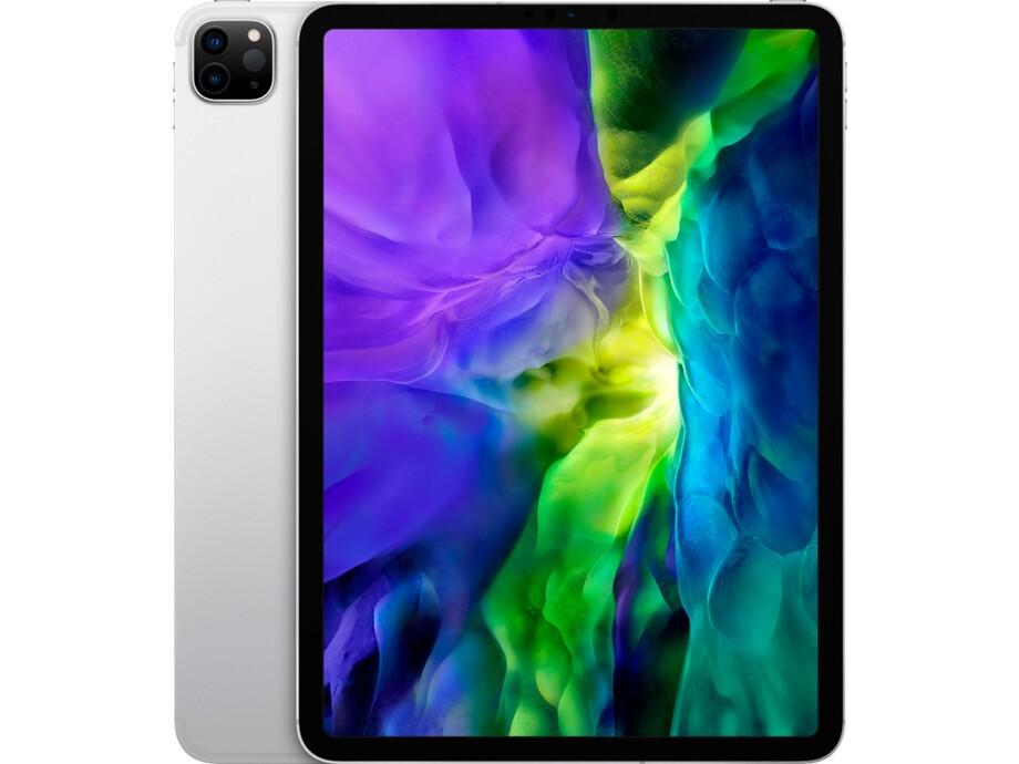 "iPad Pro 11"" Wi-Fi + Cellular 128GB - Silver 3rd Gen 2021 0"