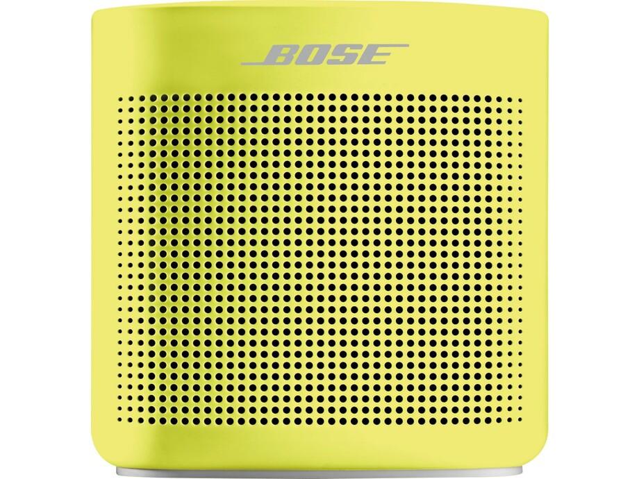 Bose SoundLink Color Bluetooth II skaļrunis, Dzeltens 1
