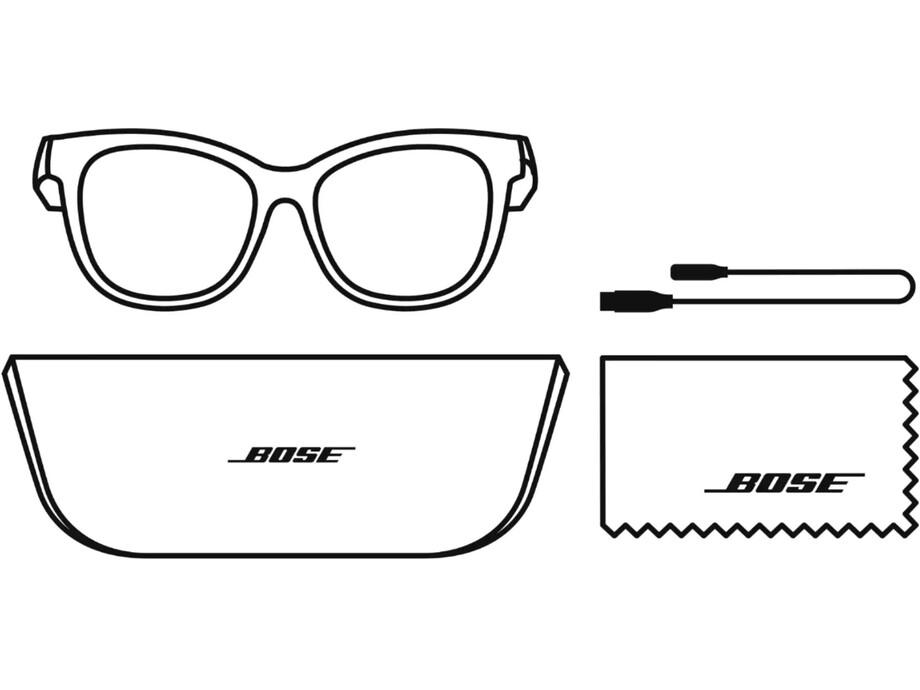 Bose Frames Soprano  saules brilles/austiņas 7