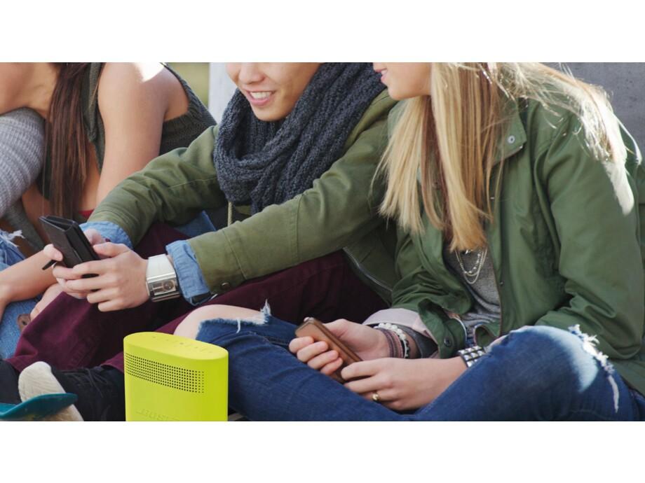 Bose SoundLink Color Bluetooth II skaļrunis, Dzeltens 5