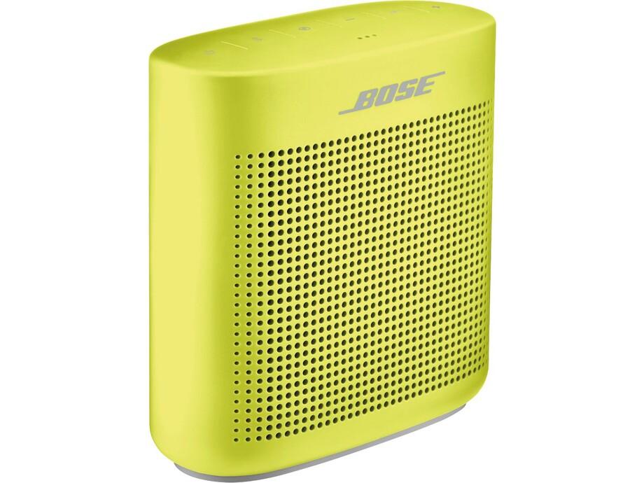 Bose SoundLink Color Bluetooth II skaļrunis, Dzeltens 2