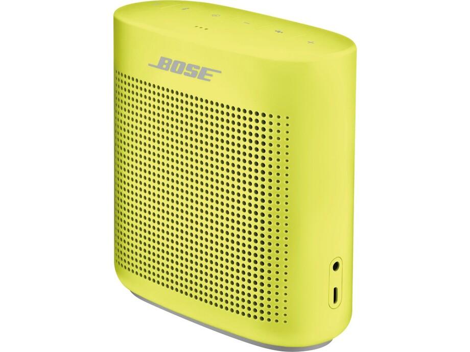Bose SoundLink Color Bluetooth II skaļrunis, Dzeltens 0