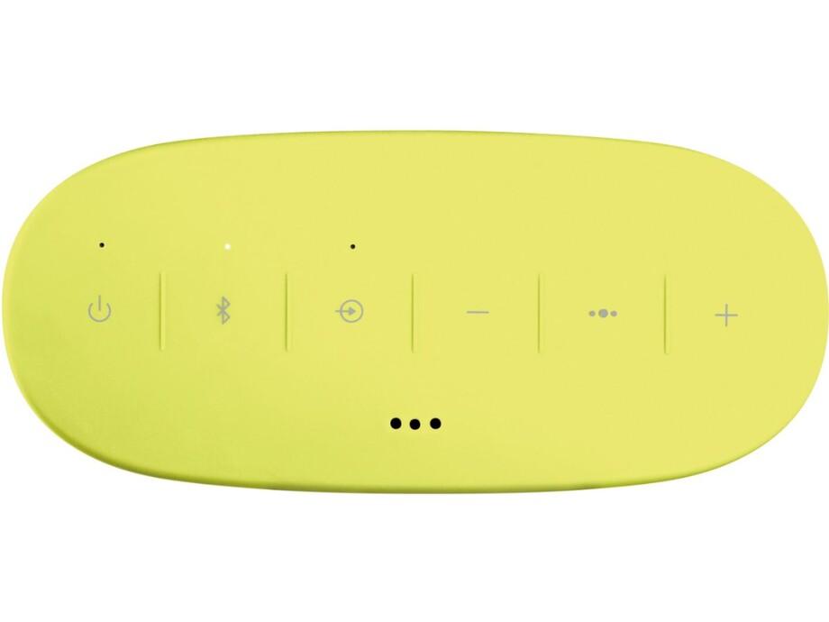 Bose SoundLink Color Bluetooth II skaļrunis, Dzeltens 3