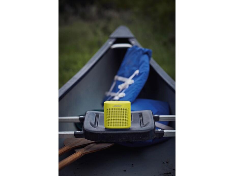 Bose SoundLink Color Bluetooth II skaļrunis, Dzeltens 7