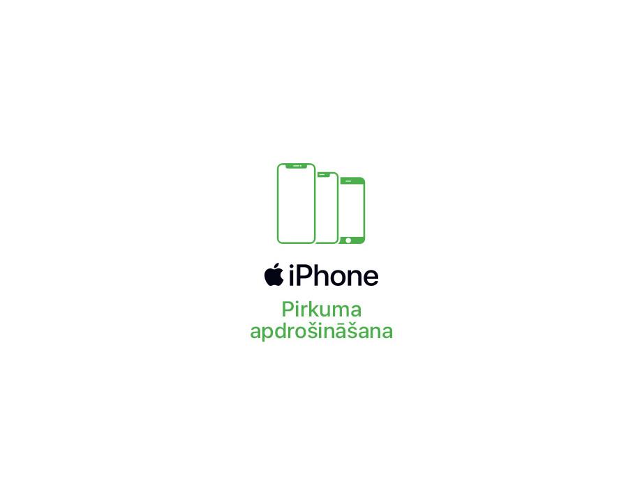 iPhone XR apdrošināšana uz 24 mēnešiem (pašrisks 50 eur) 0