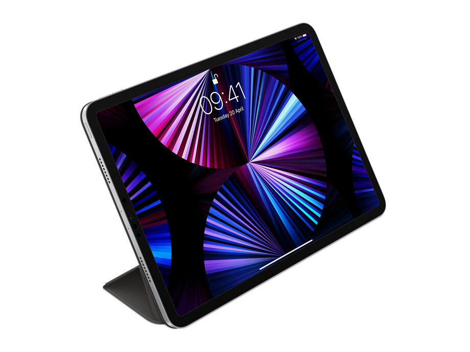 Smart Folio for 11-inch iPad Pro (2nd,3rd, Air 4th gen) - Black 2021 1