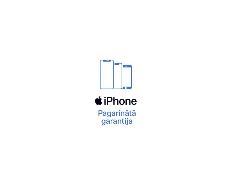 iPhone XR pagarinātā +1 gada garantija (1+1) 0