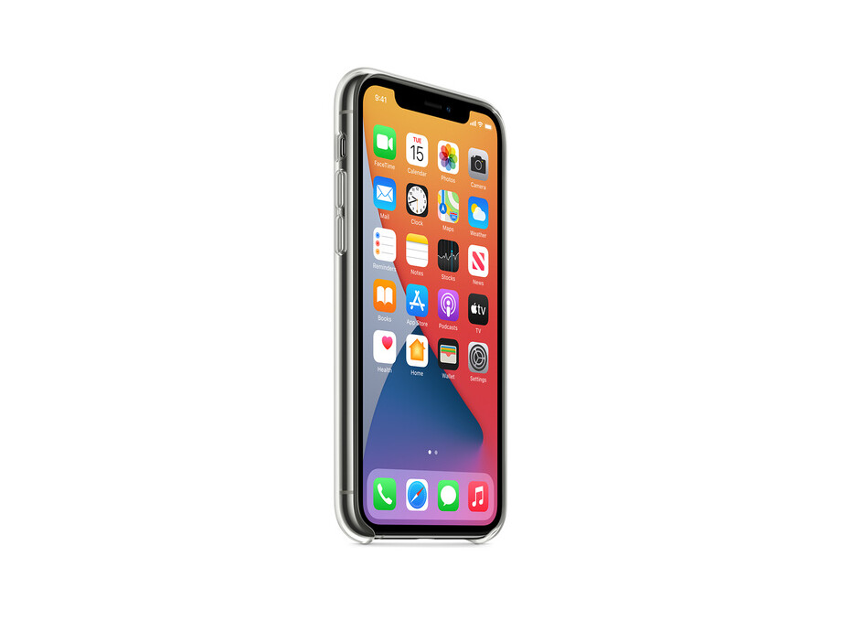 iPhone 11 Pro Clear Case 3