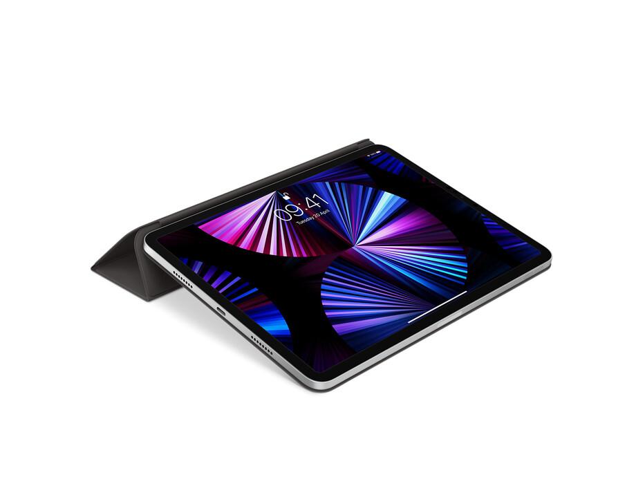Smart Folio for 11-inch iPad Pro (2nd,3rd, Air 4th gen) - Black 2021 2