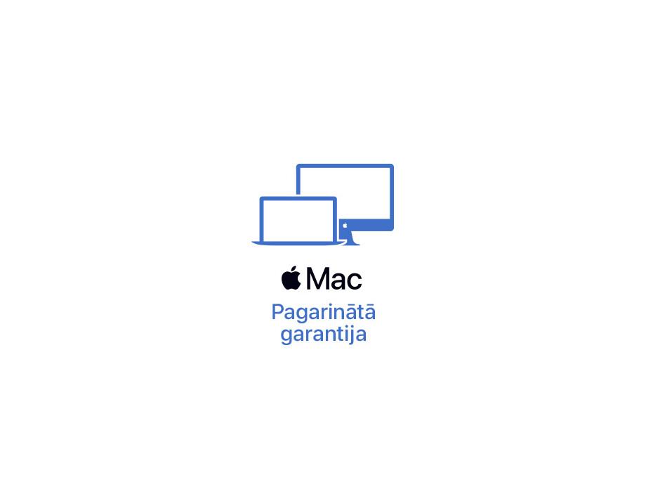 Mac Mini pagarinātā +1 gada garantija (1+1) 0